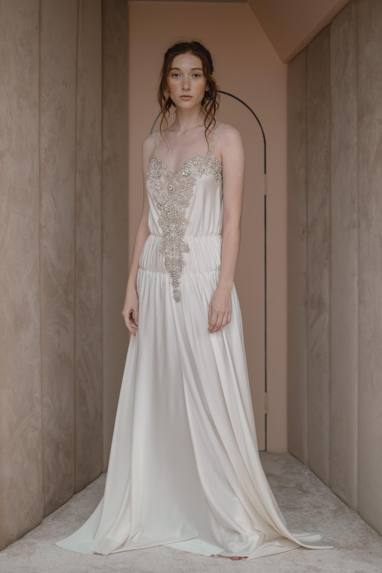 Фарфоровое платье