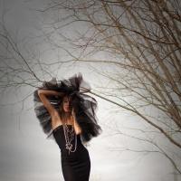 Бесшовное платье-трансформер
